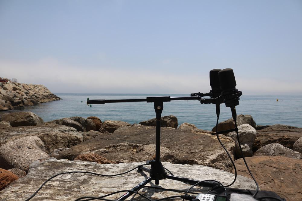 Recording - Seaside