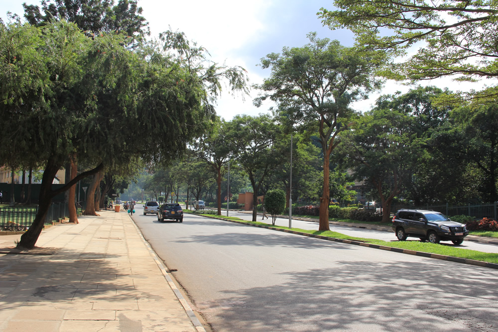 Walking-Around-Kampala
