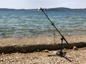Adriatic Sea Recording - H6 Stereo + 2 DPA's