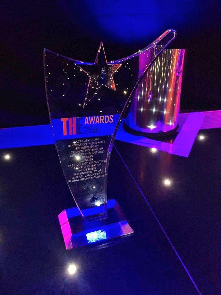 GSM THE Award