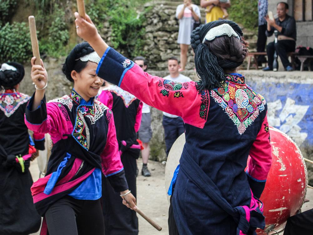 Yi Tribe Performance
