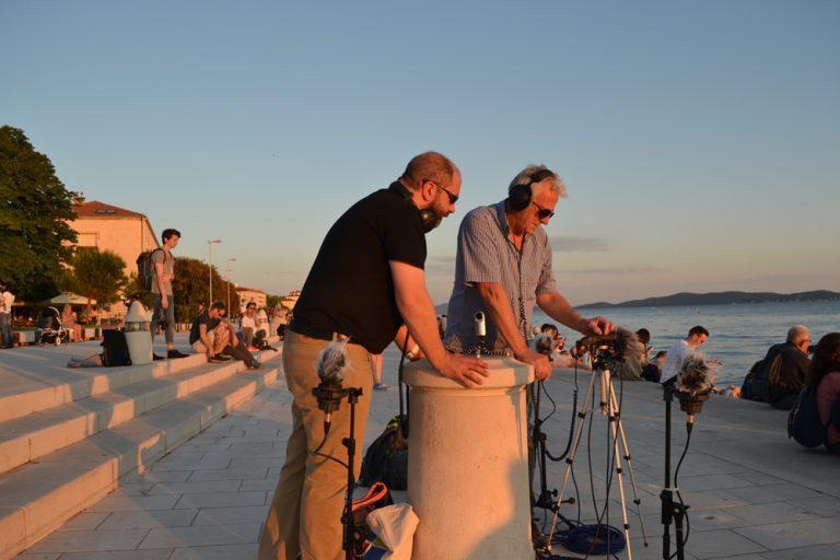 Zadar, Sea Organ - 5.1 ambient sound recording